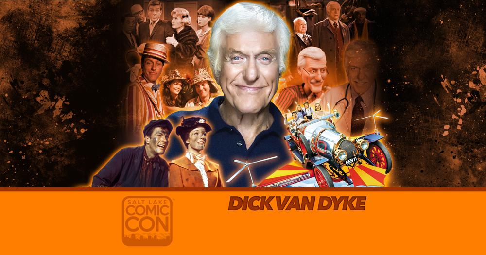 Dick Van Dyke SLCC2017 Guest