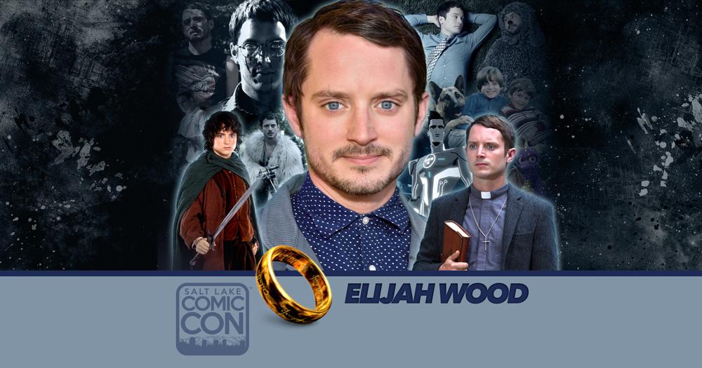 Elijah Wood SLCC2017 Guest