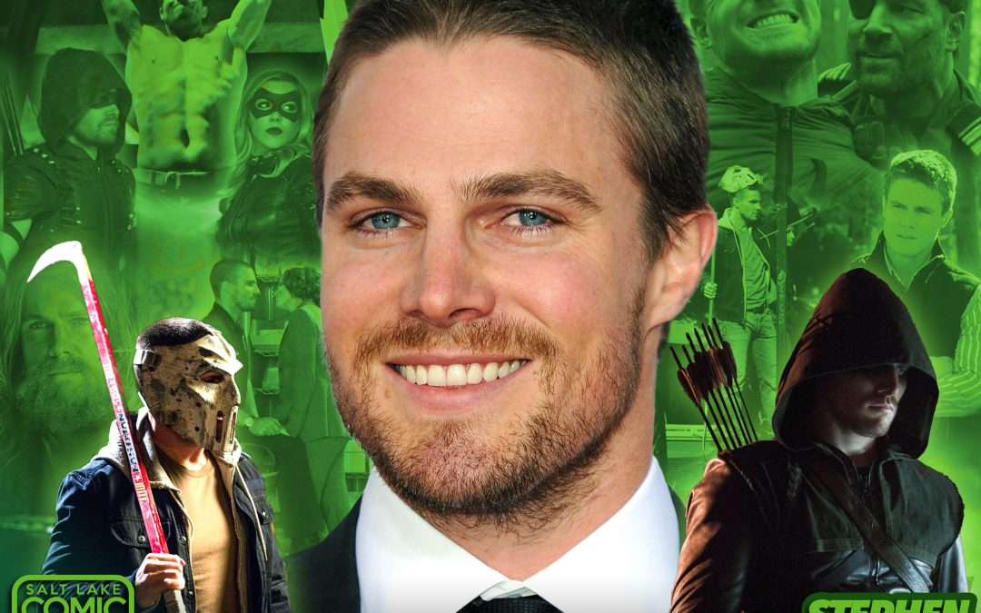 Stephen Amell SLCC2017 Guest