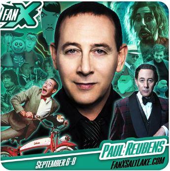 FanX 2018 Guest Announcement: Paul Reubens