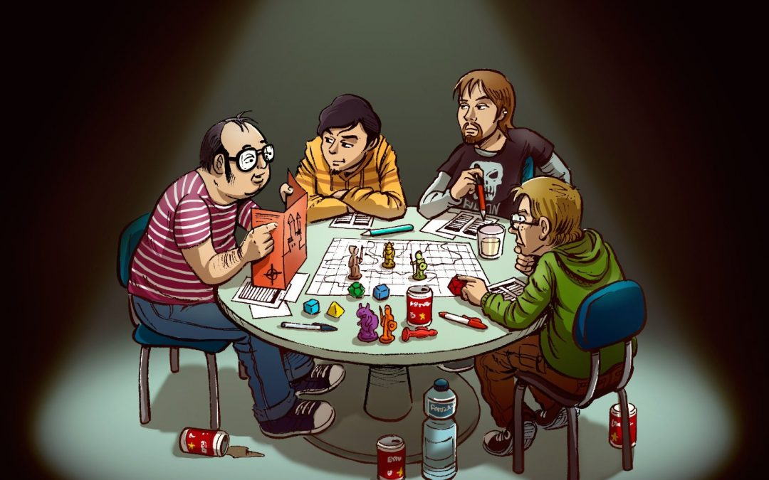 Seven Tabletops to Try Next Game Night