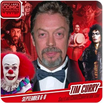 FanX 2018 Guest Announcement: Tim Curry