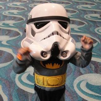 Encouraging Play in Your Geek Children